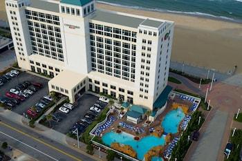 維吉尼亞海灘海濱 37 號大街北萬怡飯店 Courtyard Virginia Beach Oceanfront/North 37th Street