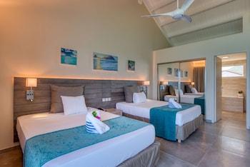 Deluxe Apartment, 2 Bedrooms, Sea View