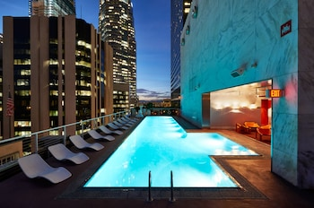 Hôtel The Standard Downtown La