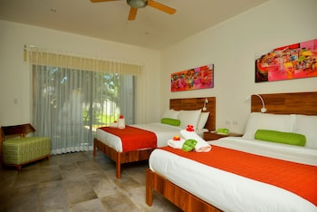Garden View Deluxe Room 2 Double Bed