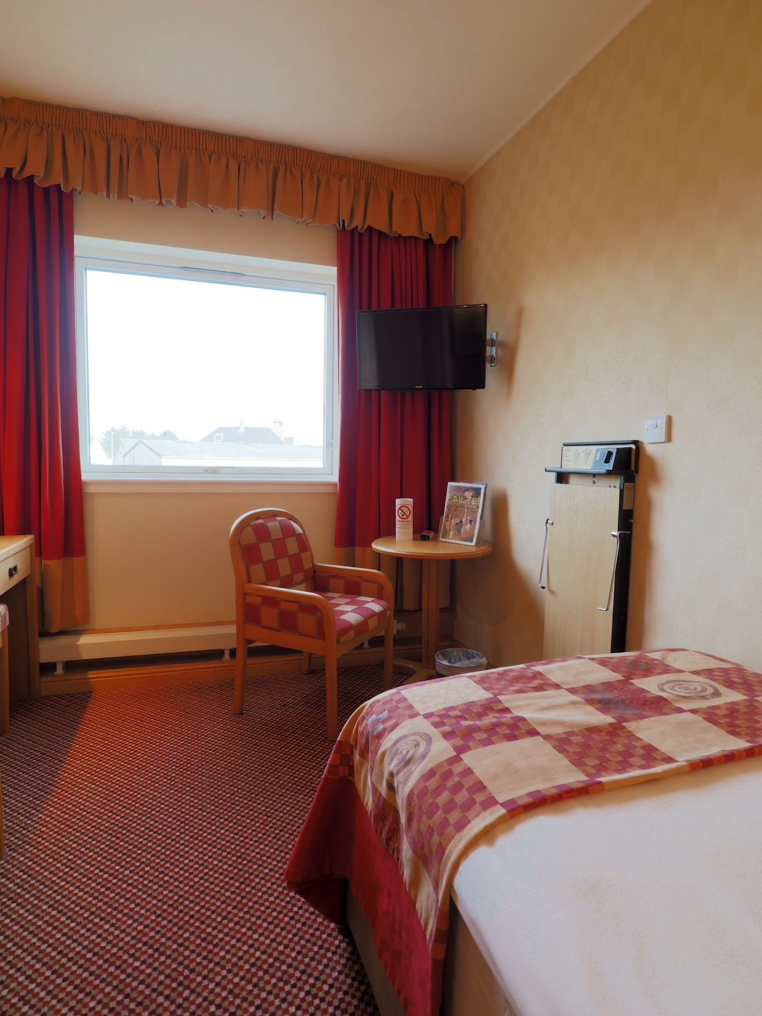 The Cabarfeidh Hotel, Eilean Siar