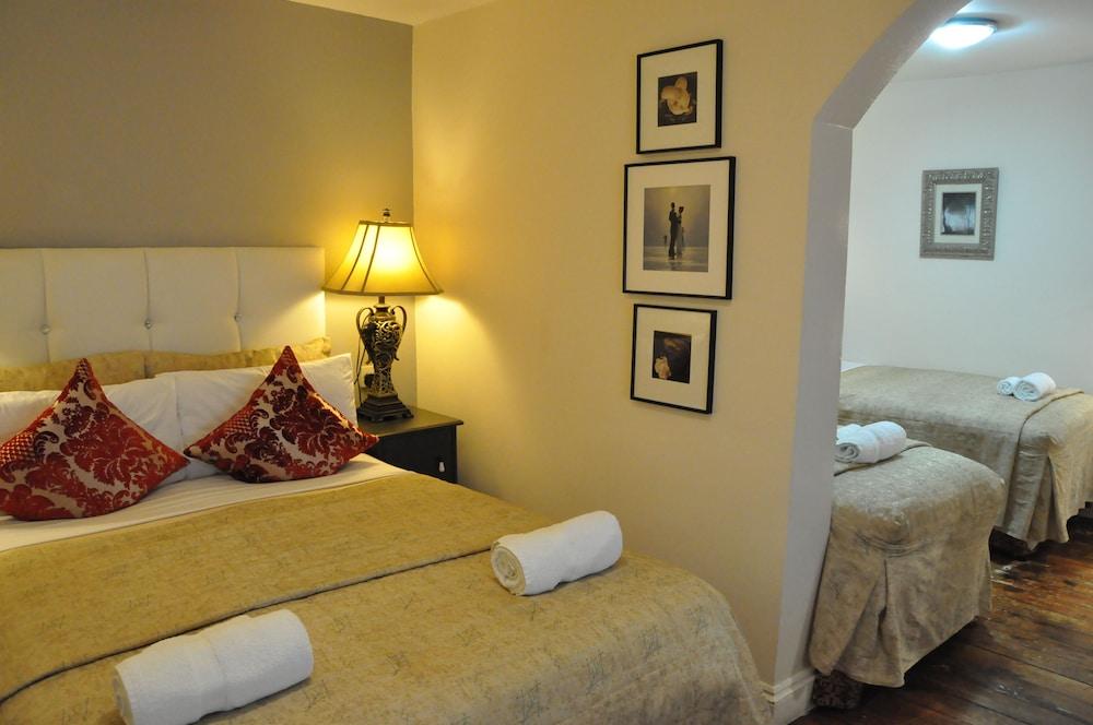 피콜리노 하이드 파크 호텔(Piccolino Hyde Park Hotel) Hotel Image 20 - Guestroom