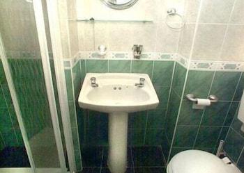피콜리노 하이드 파크 호텔(Piccolino Hyde Park Hotel) Hotel Image 35 - Bathroom Sink