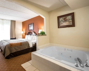 Standard Suite, 1 King Bed, Non Smoking