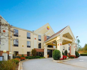 Hotel - Comfort Inn & Suites at I-85
