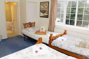 Family Room, Private Bathroom