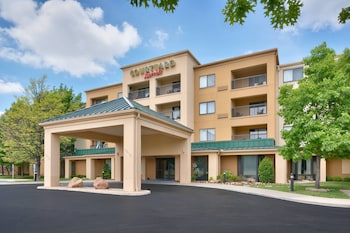 Hotel - Courtyard by Marriott Oklahoma City Northwest