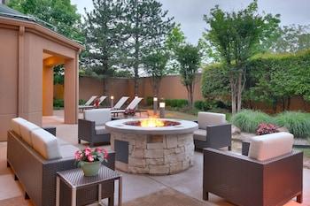 奧克拉荷馬城西北萬怡飯店 Courtyard by Marriott Oklahoma City Northwest