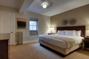 Deluxe Suite, 1 Bedroom, Lake View