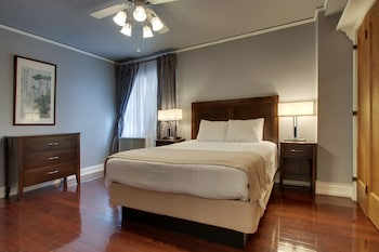 Executive Suite, 2 Bedrooms, City View