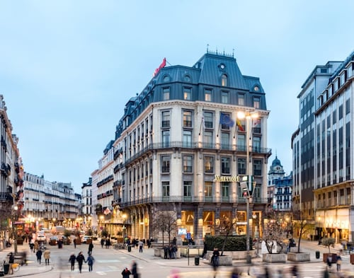 . Brussels Marriott Hotel Grand Place
