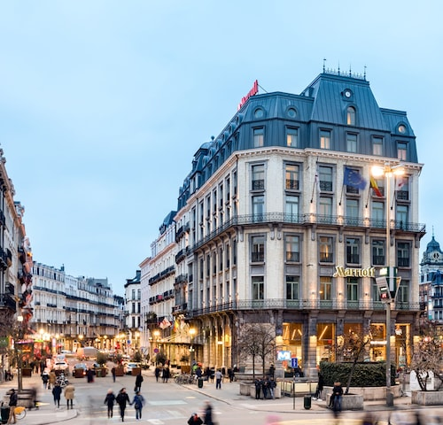 __{offers.Best_flights}__ Brussels Marriott Hotel Grand Place