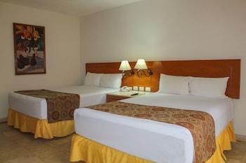 Exclusive Room, 2 Double Beds, Resort View