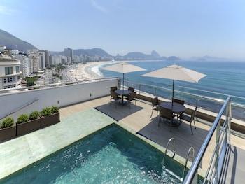 克帕卡巴那奧拉飯店 Orla Copacabana Hotel