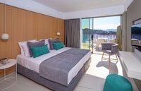 Suite, 1 Bedroom, Jetted Tub, Sea View