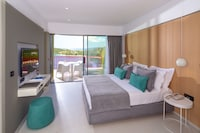 Suite, 2 Bedrooms, Sea View