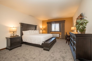 Grand Room Not Pet Friendly, 1 King Bed