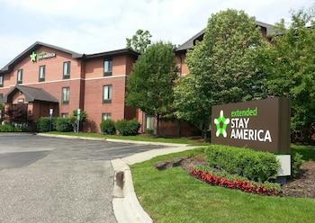 Hotel - Extended Stay America - Detroit - Warren