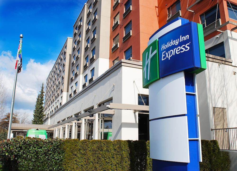 ホリデイ・イン エクスプレス バンクーバー エアポート リッチモンド IHG ホテル