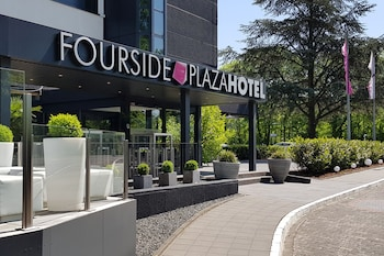 特里爾四邊廣場飯店 FourSide Plaza Hotel Trier