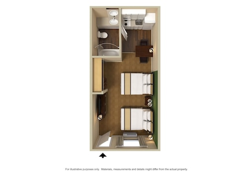 Extended Stay America San Ramon - Bishop Ranch - West, Contra Costa