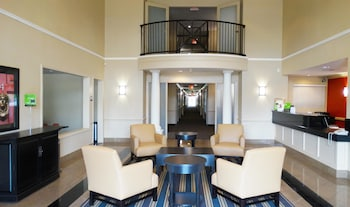 Lobby at Extended Stay America - Dallas - Las Colinas - Green Park Dr in Irving