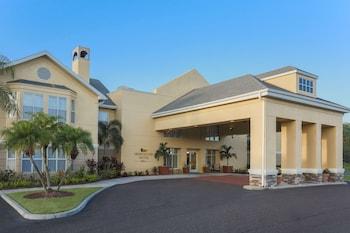 聖彼得堡克利沃特希爾頓欣庭飯店 Homewood Suites by Hilton St. Petersburg Clearwater