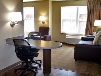 Guestroom at Extended Stay America Phoenix - Airport - E. Oak St. in Phoenix