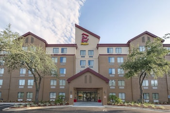 南角 - 傑克遜維爾紅屋頂普拉斯飯店 Red Roof Inn PLUS+ Jacksonville - Southpoint