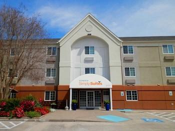 休士頓 - 美國國家航空暨太空總署克利爾湖索內斯塔簡單套房飯店 Sonesta Simply Suites Houston – NASA Clear Lake