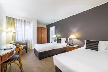 Guestroom at Great Southern Hotel Brisbane in Brisbane