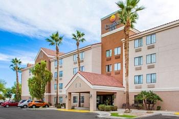 錢德勒-鳳凰城南 I-10 凱富飯店 Comfort Inn Chandler - Phoenix South I-10