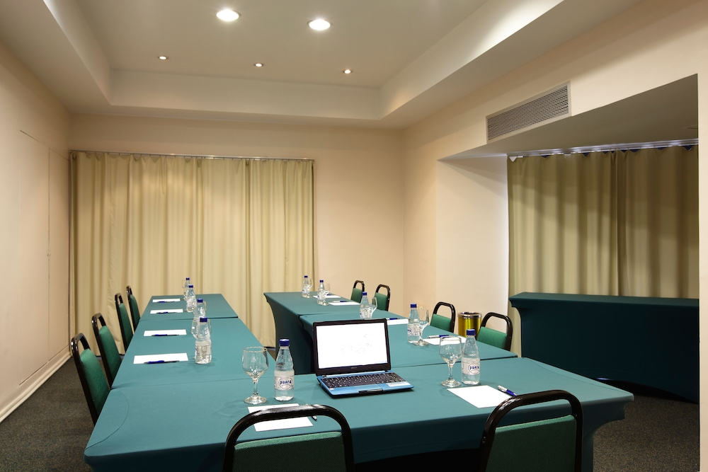 트랜스아메리카 클래식 하이네폴리스(Transamérica Classic Higienópolis) Hotel Image 14 - Meeting Facility