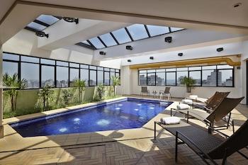根諾波利斯泛美經典飯店 Transamerica Classic Higienópolis