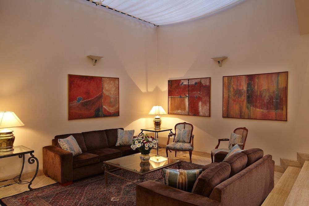트랜스아메리카 클래식 하이네폴리스(Transamérica Classic Higienópolis) Hotel Image 8 - Living Area