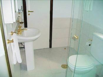 트랜스아메리카 클래식 하이네폴리스(Transamérica Classic Higienópolis) Hotel Image 17 - Bathroom