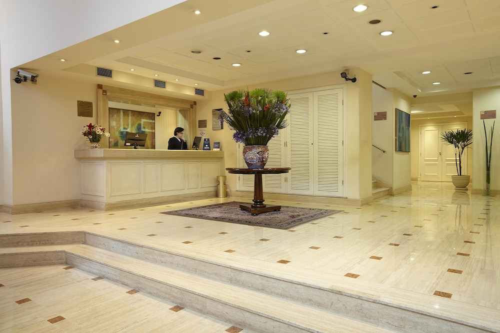 트랜스아메리카 클래식 하이네폴리스(Transamérica Classic Higienópolis) Hotel Image 1 - Lobby