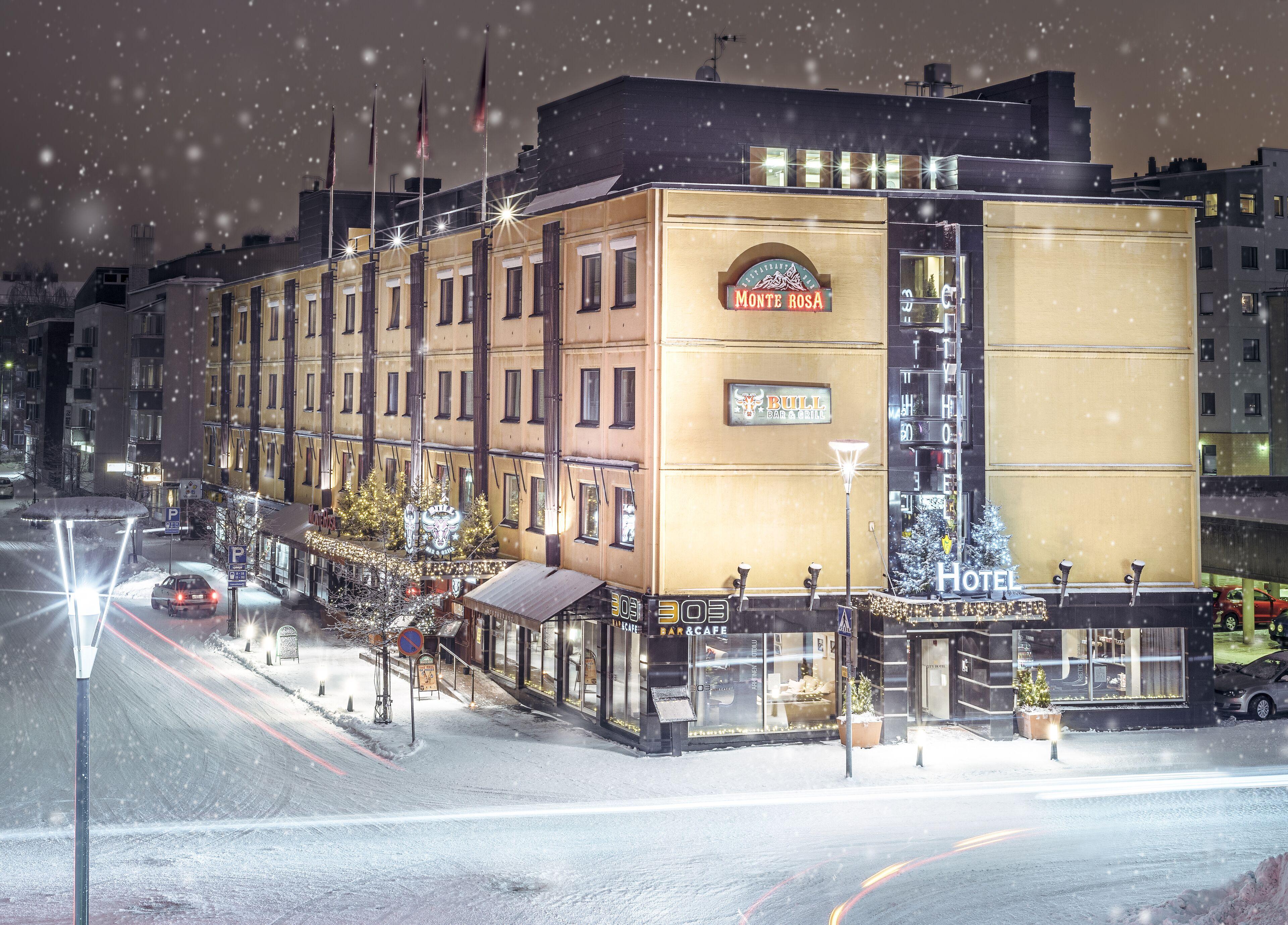 Arctic City