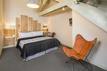 Mansard Deluxe Double Room