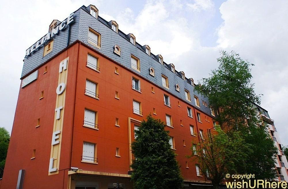 호텔 얼라이언스 루르드(Hôtel Alliance Lourdes) Hotel Image 19 - Hotel Front