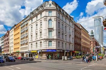 Hotel - Comfort Hotel Frankfurt Central Station