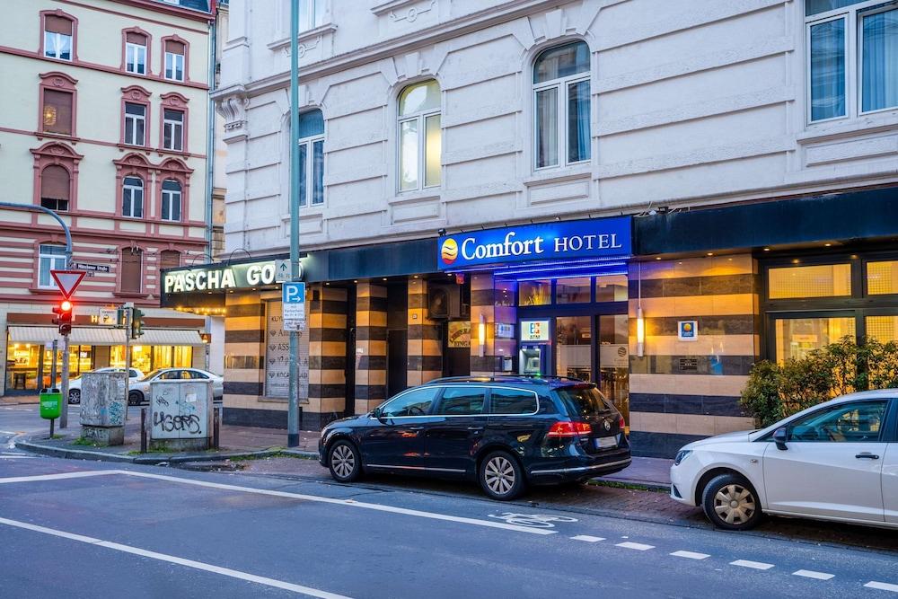Hotel Comfort Hotel Frankfurt Central Station