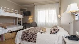 Dört Kişilik Oda, 1 Yatak Odası