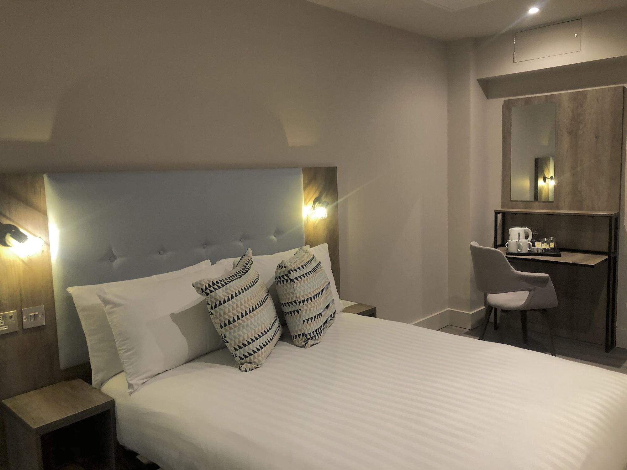 Euston Square Hotel, London