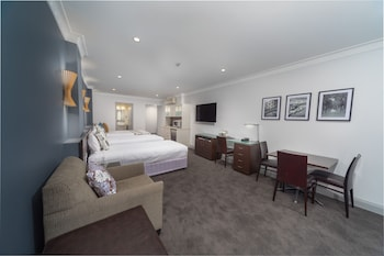 Standard Family Room – 4 People + Light Breakfast placed in Room