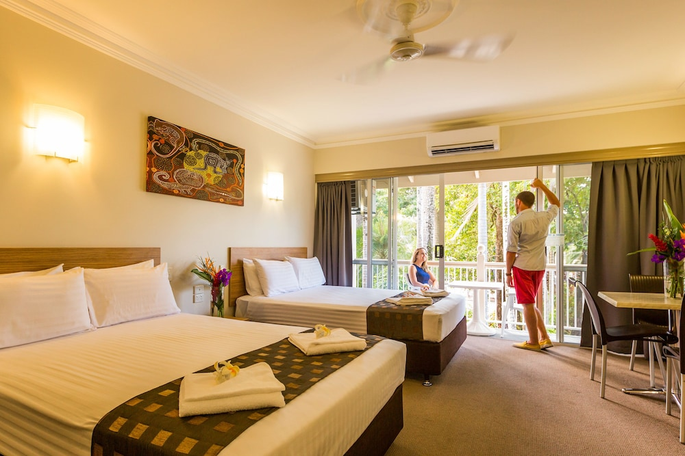 Cairns Colonial Club Resort, Cairns - Central Suburbs