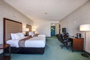Hotel - Quality Inn & Suites Edmonton Airport