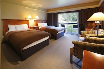 Superior Room, 2 Double Beds (Heritage)