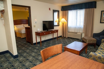 Suite, 1 King Bed (Extra Living Area)