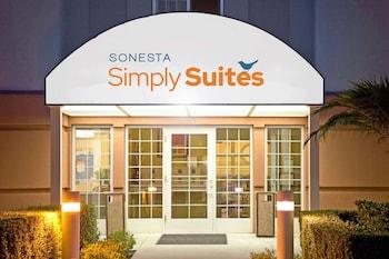 爾灣東山丘陵索內斯塔簡單套房飯店 Sonesta Simply Suites Irvine East Foothill